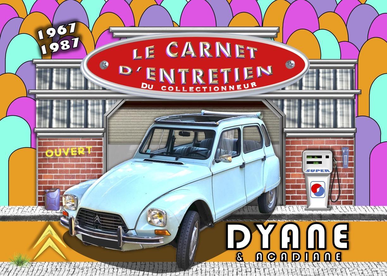 Carnet d entretien dyane