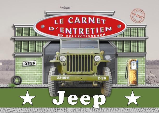 Carnet d entretien jeep