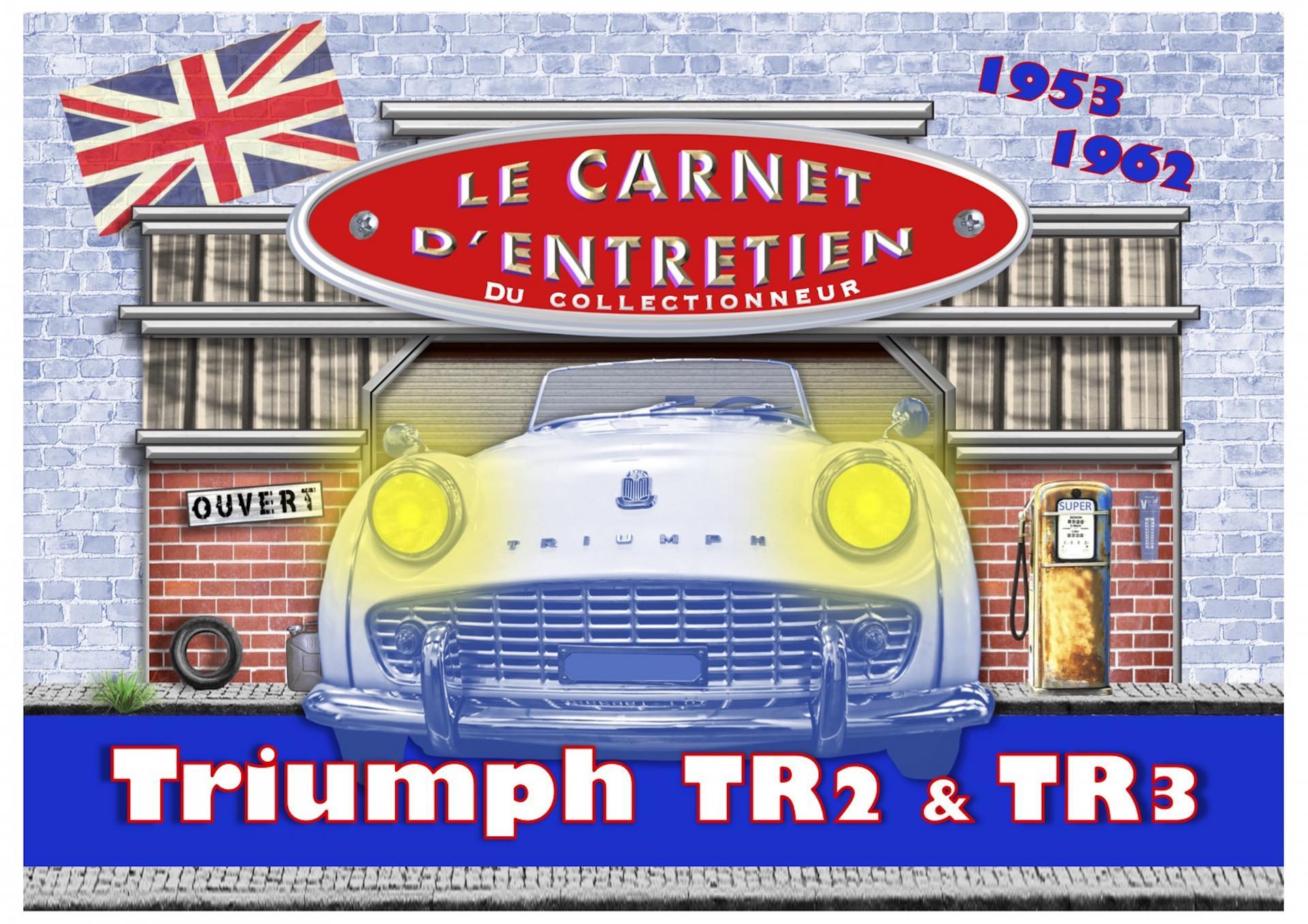Carnet d entretien triumph tr3