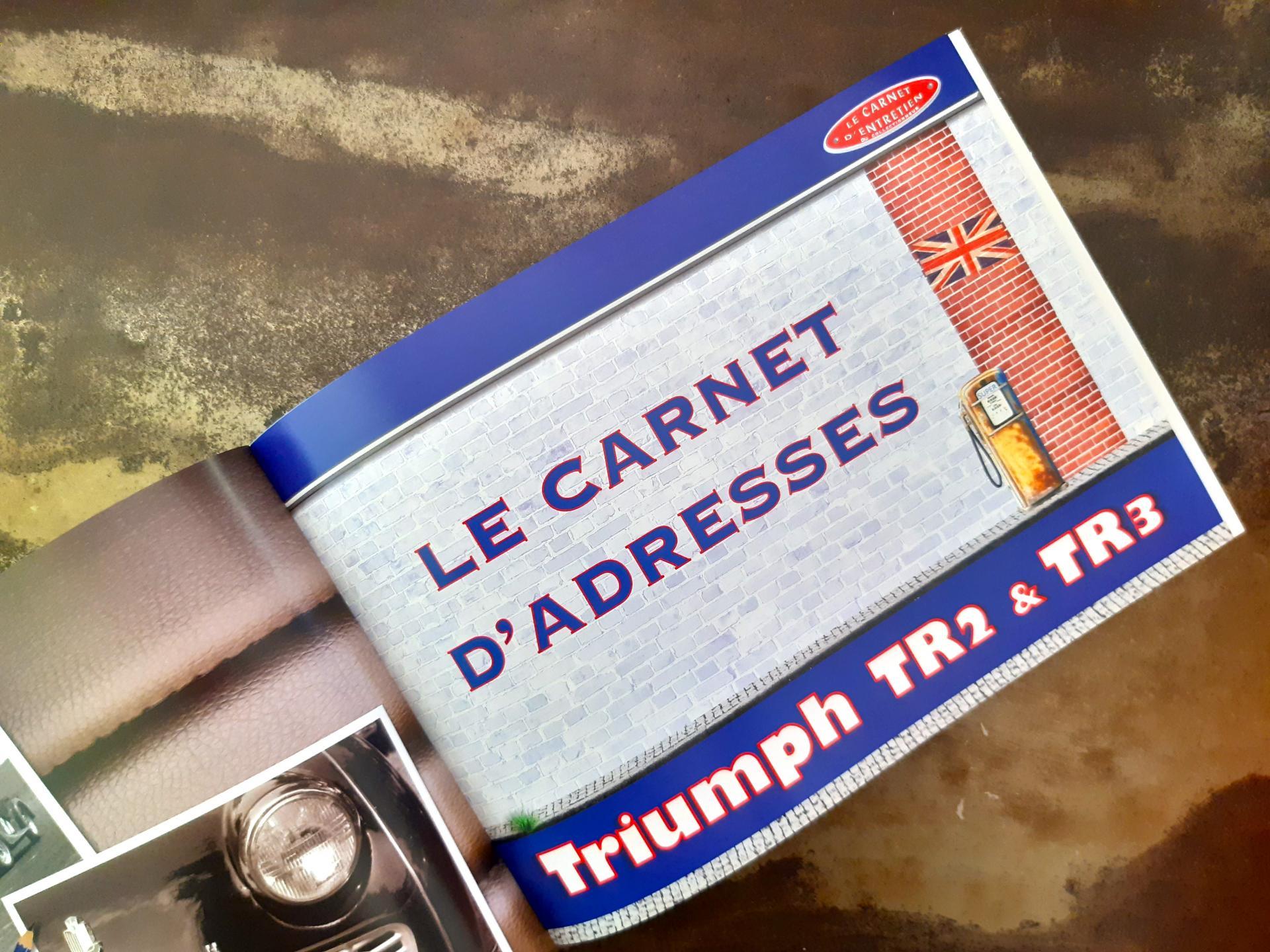 Carnet triumph
