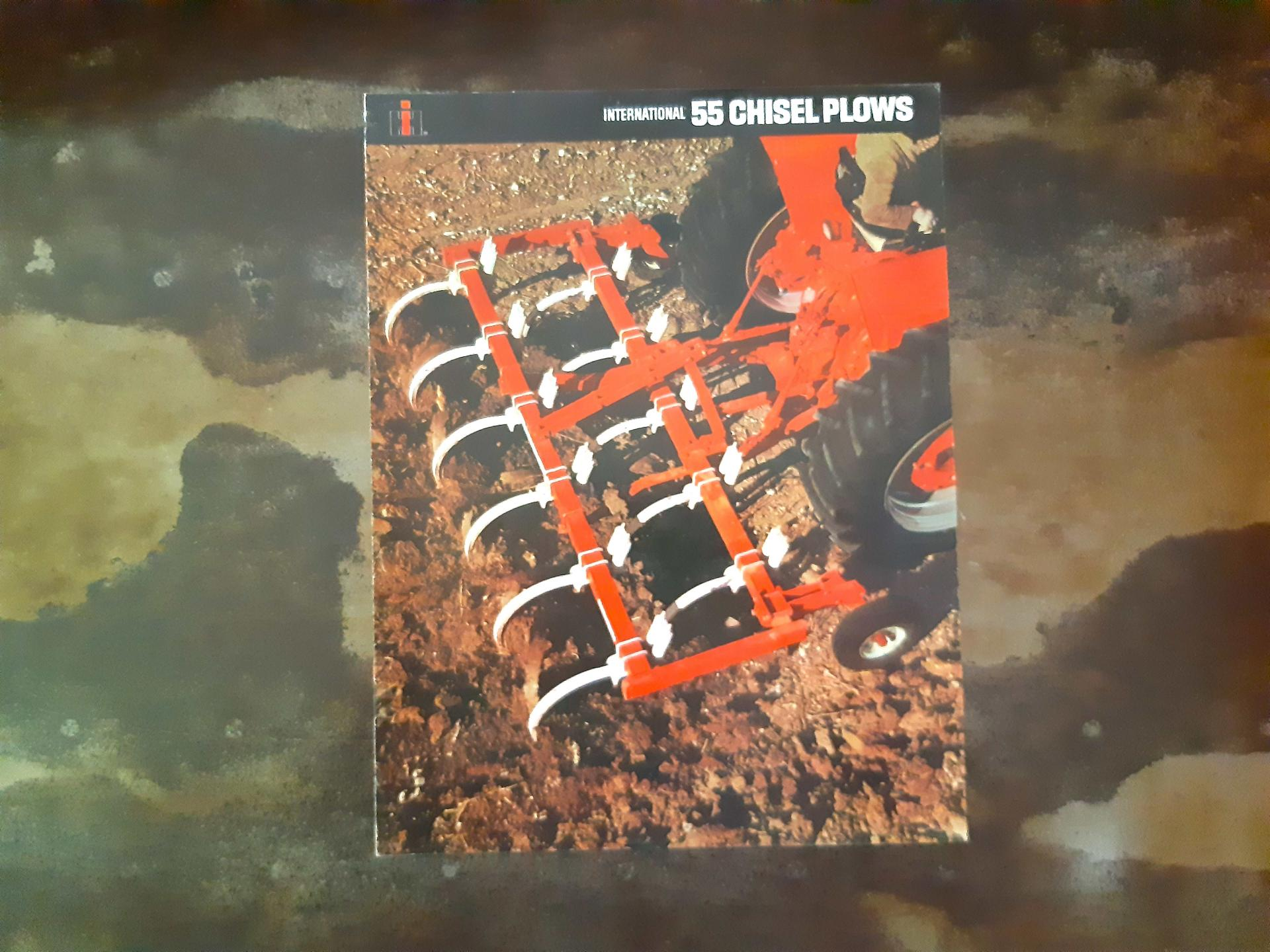 Case ih outillage chisel plows