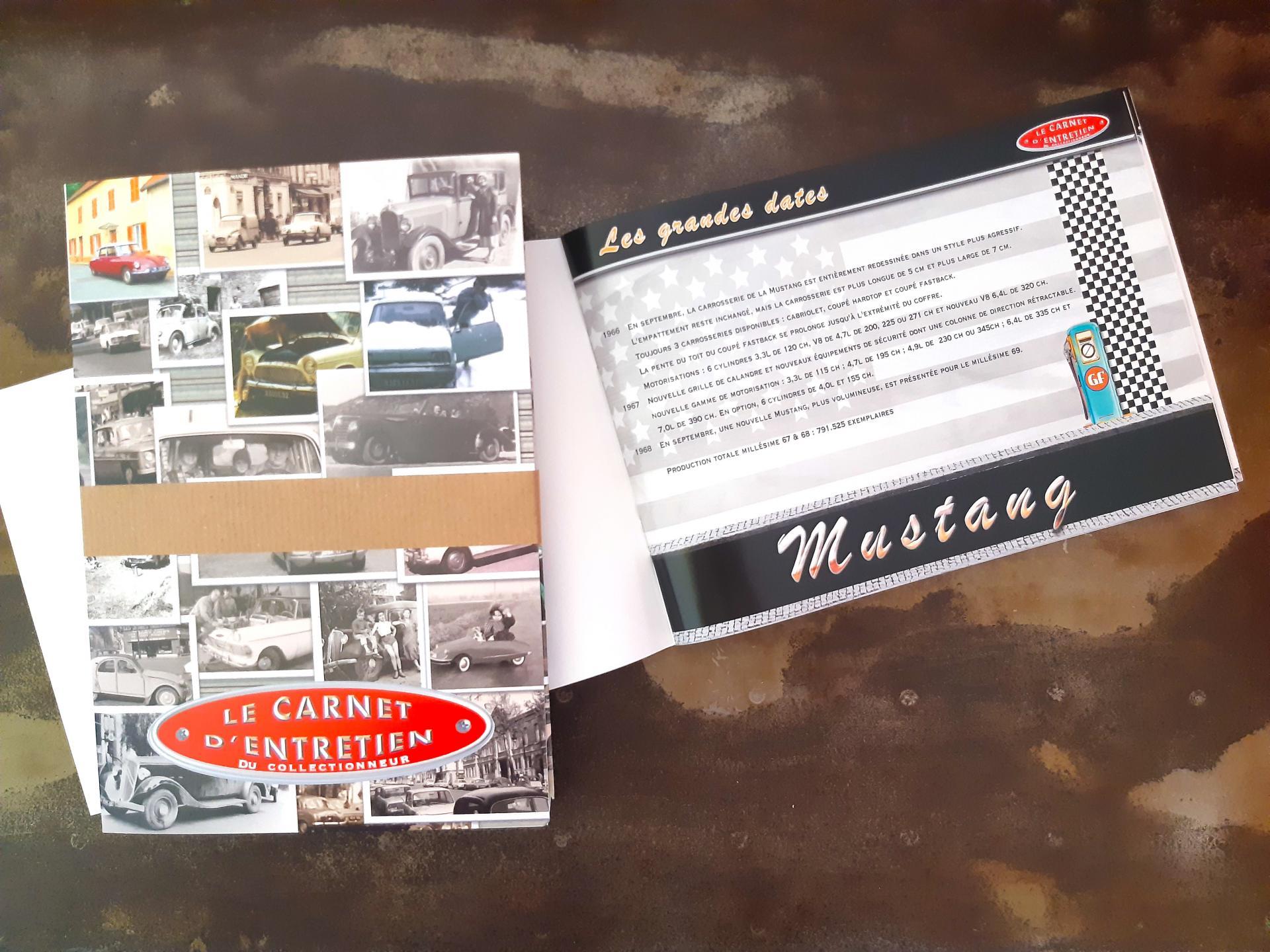 Mustang 67 68